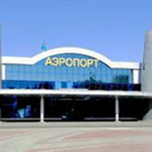 Аэропорты Излучинска