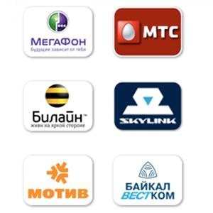 Операторы сотовой связи Излучинска