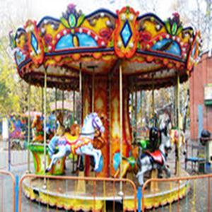 Парки культуры и отдыха Излучинска