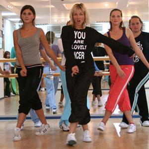 Школы танцев Излучинска