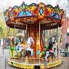 Парки культуры и отдыха в Излучинске