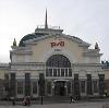 Железнодорожные вокзалы в Излучинске