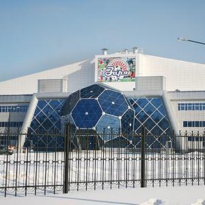 Спортивные комплексы Излучинска
