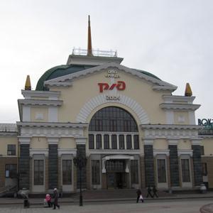 Железнодорожные вокзалы Излучинска